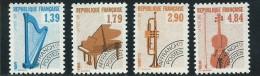 FRANCE: **, PREO N°202 à 205, Série, TB - Vorausentwertungen