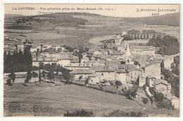 07 - LA LOUVESC - Vue Générale Prise Du Mont Besset - MB 4157 - La Louvesc