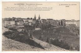 07 - LA LOUVESC - Vue Générale Orientale - MB 5758 - La Louvesc