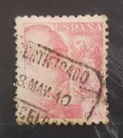 Type Franco   N° 689 - 1931-50 Oblitérés