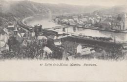 Belgique - Hastière - Panorama - Précurseur 1904 Cachets Givet à Charleville - Hastière