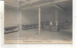 Ecole Supérieure De Landrecies, La Cuisine - Landrecies