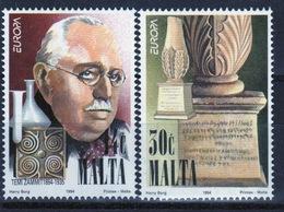 Malta 1991 Set Of Stamps To Celebrate Europa Discoveries. - Malta