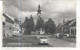 Jennersdorf, Bgld., Hauptplatz - Autriche