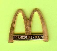 Pin's Mac Do McDonald's Frankfurt - Main - 3D13 - McDonald's