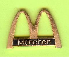Pin's Mac Do McDonald's München - 3D14 - McDonald's