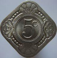 Netherlands Antilles 5 Cent 1965 AUNC / UNC - Antilles Neérlandaises