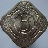 Netherlands Antilles 5 Cent 1967 AUNC / UNC - Antillen (Niederländische)