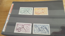 LOT 413946 TIMBRE DE FRANCE NEUF** LUXE N°849 A 852 - France