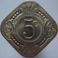 Netherlands Antilles 5 Cent 1970 AUNC / UNC - Antillen (Niederländische)