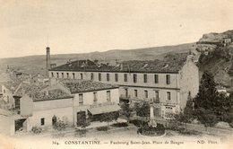 Constantine......faubourg St Jean   Place De Beagne - Constantine