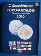 Leuchtturm Euro Catalog Coins & Banknotes 2010 - Books & Software