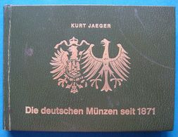 Jaeger Kurt; Die Deutschen Münzen Seit 1871 - Coin Catalog - Books & Software