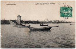 35 SAINT-BENOIT-des-ONDES - A Marée Haute - France