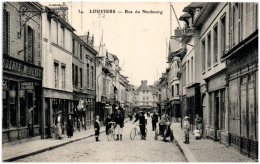 27 LOUVIERS - Rue Du Neubourg - Louviers