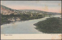 Umgeni River, Natal, C.1905-10 - Hallis & Co Postcard - South Africa