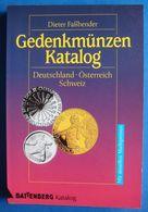 Dieter Fassbender; Gedenkmünzen Katalog Germany, Austria, Switzerland - Coin Catalog - Books & Software