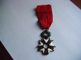 France, Légion D'Honneur Probablement 19° ?  - MANQUE LE CENTRE ! AUTREMENT BON ETAT - Army & War