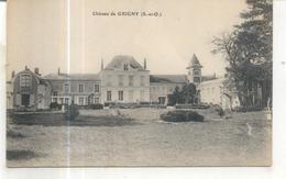 Chateau De Grigny - Grigny