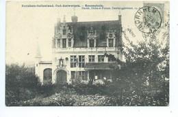 Bornhem-buitenland - Oud-Antwerpen - Reuzenhuis - Bornem