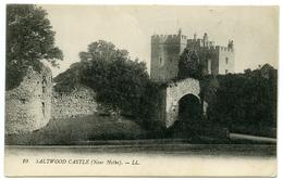 HYTHE : SALTWOOD CASTLE (LL) - England
