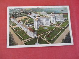 Birds Eye City Hospital   Ohio > Cleveland. Ref 3063 - Cleveland