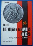 Heinz Dietzel; Die Münzen Albaniens Ab 1926 - Coin & Banknote Catalog - Books & Software