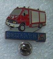 VHEICULE SAPEURS POMPIERS SCHULTZ      DDDD   070 - Feuerwehr