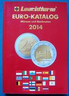 Leuchtturm Euro Katalog Coins & Banknotes 2014 - Books & Software