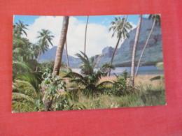 Cook's Scenery Moorea  Ref 3064 - Tahiti