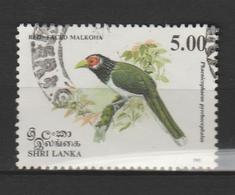 SHRI-LANKA ;N° 1028-1029. - Coucous, Touracos