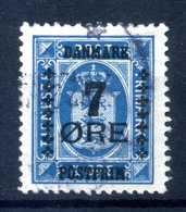 1926 DANIMARCA N.176 USATO - 1913-47 (Christian X)