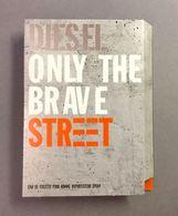 DIESEL - CARTE ECHANTILLON ONLY THE BRAVE STREET - Perfume Cards