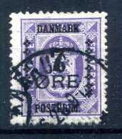 1926 DANIMARCA N.179 USATO - 1913-47 (Christian X)