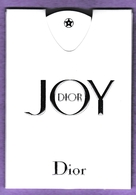 PUFFER JOY - Perfume Cards