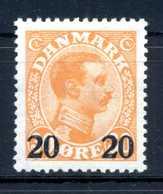1926-27 DANIMARCA N.172 * - 1913-47 (Christian X)
