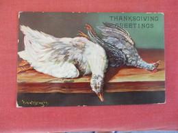 Thanksgiving Signed Artist    Ref 3064 - Thanksgiving