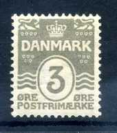 1905-06 DANIMARCA N.50 * - Unused Stamps