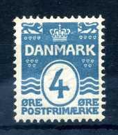 1905-06 DANIMARCA N.51 * - 1905-12 (Frederik VIII)