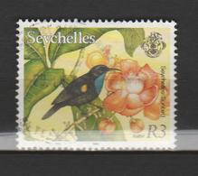 SEYCHELLES ;N°762 - Cuckoos & Turacos