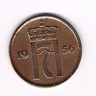 =&   NOORWEGEN  2   ORE 1956 - Norvège