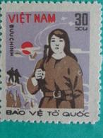 VIETNAM 1982 : Y &T N° 340  ** - ARMEE - Vietnam