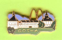 Pin's Mac Do McDonald's Gotha  - 9G05 - McDonald's
