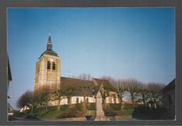 Cpm Photo-carte 8018216 Fienvillers église Notre-dame De L'assomption - Francia