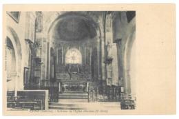 07 Cruas, Intérieur De L'église (A5p16) - France