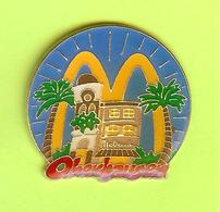 Pin's Mac Do McDonald's Oberhausen  - 6H27 - McDonald's