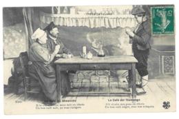 Types Catalans, Le Café Du Dimanche (A5p17) - France