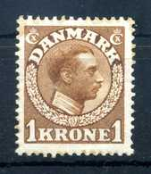 1913-18 DANIMARCA N.82 * - 1913-47 (Christian X)