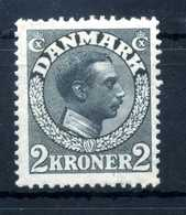 1913-18 DANIMARCA N.83 * - 1913-47 (Christian X)