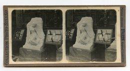 """COLLECTION KINÉ-STÉRÉO """"""""""""Paris """"""""""""  Musée Du LUXEMBOURG . Sculpture . NU . NUDE - Photos Stéréoscopiques"""